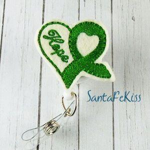 Mental Health Awareness Badge Reel by SantaFeKiss
